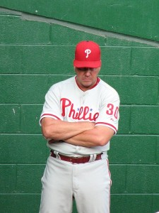 Rich Dubee is one of the premier pitching coaches in the game.(Photo Credit: keithreifsnyder via photopin cc)